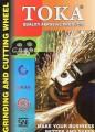 Grinding dan cutting wheels TOKA
